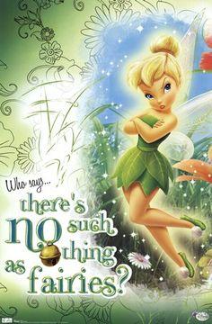 *TINKER BELL ~ Peter Pan, 1953+2002