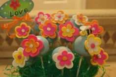 Cake Pop Bouquet — Cake Pops / Cake Balls