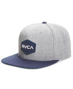 Rvca Men s Commonwealth Snapback Hat Hat Men 4fa78a0c91d5