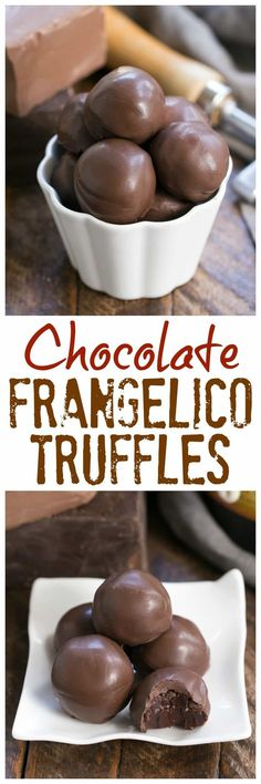 Chocolate Frangelico