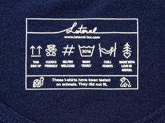 Custon T-Shirt Label
