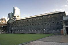 Old Melbourne Gaol, Melbourne