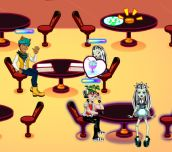 Hra - Monster High Restaurant - funkční