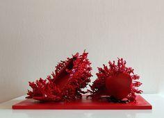 """Installazione   - Artista Marianna Merler (Trento Italia) """"Chi ha paura dell'uomo nero?"""" - 2014 Artworks, Artist, Italia, Art Pieces"""