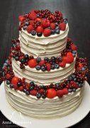 Prodám - Minidezert čokoládová špička, Praha | Mimibazar.cz Red Velvet Wedding Cake, Fruit Wedding Cake, Wedding Cakes With Cupcakes, Cupcake Cakes, Cute Cakes, Pretty Cakes, Yummy Cakes, Beautiful Cakes, Nake Cake