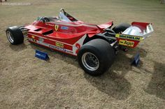 1980 Ferrari 312 T5 F1 news, pictures, specifications, and information