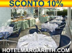 Offerta Hotel Riccione luglio 2014 pensione completa sconto 10% dal 13 al 19 luglio a 75€ in pensione completa! Vacanza di 6 giorni in Hotel 3 stelle sul mare