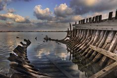 House Paintings, Shipwreck, Lima, Diving, Abandoned, Boats, Landscapes, Scenery, Inspired
