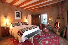 Casa Balentine | Casas de Santa Fe | Vacation Rentals in Santa Fe New Mexico