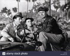 Robert Montgomery John Wayne Donna Reed Directed By John Ford Stock Photo, Royalty Free Image: 22057227 - Alamy