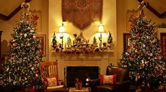 decorating-CHRISTIMAS+TREES+tartanscot
