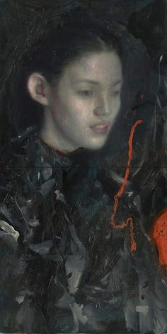 Featured Image for New paintings and illustrations by James Jean