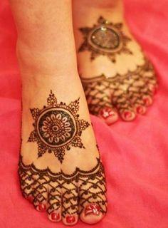 Latest Wedding Bridal Mehndi Designs 2016-2017 | BestStylo.com