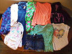 Girls Clothing lot size 10 #AeropostaleOldNavyJustice #Everyday