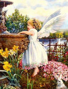 Image detail for -Счастливый мир детства - Sandra Kuck ...
