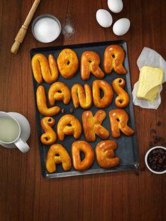 Bake typography