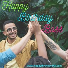 Happy Birthday Boss Quotes, Birthday Wishes For Boss, Happy Birthday Wishes Cards, Birthday Wishes Quotes, Birthday Messages, Birthday Greeting Cards, Leadership Quotes, Wish Quotes, Happy Quotes