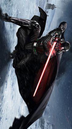 Darth Vader by Uncannyknack