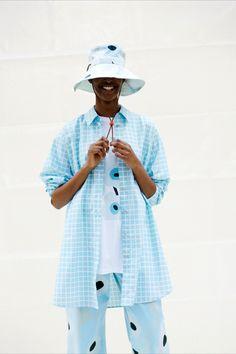Marimekko, Perfect Match, Latest Fashion, Vibrant, Stripes, House Design, Seasons, Shirt Dress, Fall