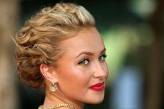 Hayden Panettiere envious hair & makeup!