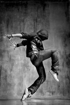 One of my goals after I graduate: learn how to dance hip hop.