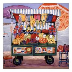 Seaside MarketBy: Suzanne Etienne