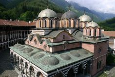Rila Monastery, Bulgaria's most holy site