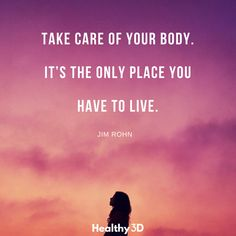 Make your health and happiness a priority.   #healthy3d #healthquotes