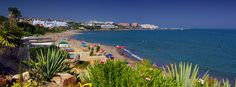 mar mediterráneo estepona costa del sol