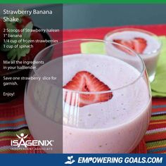 Amazing protein shake recipes by Isagenix. Learn how the amazing Isalean Shake can fuel you with 24 grams of indentured protein as well as needed vitamins and minerals to make a complete meal replacement shake that tastes amazing Protein Shakes, Protein Shake Recipes, Smoothie Recipes, Raspberry Smoothie, Apple Smoothies, Smoothie Diet, Isagenix Snacks, Natural Detox Drinks, Homemade Detox