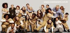 A série Orange is the new black já começou e terminou, rapidamente, como faz a Netflix com as nossas vidas.