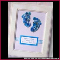 Dollar Store Crafter: Use Buttons From Grandma's Collection To Make A Cu...