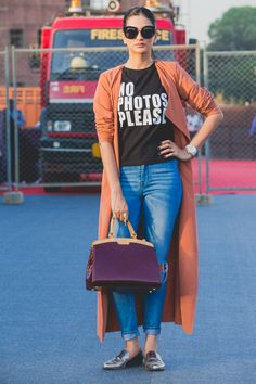 #Streetstyle fashion week india look book whatiwore  For more visit: Www.mscocoqueen.com