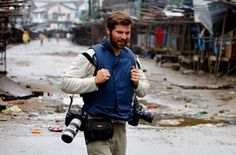 Photojournalist Chris Hondros and others like him who risk their lives to show us the world, its conflicts, its people and its possibilities. Chris was killed covering the uprising in Libya on April 24, 2011.