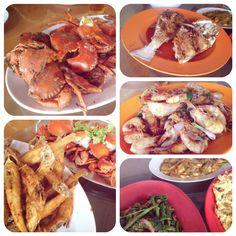 Yummy seafood