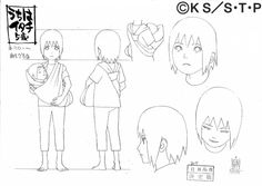 Itachi Sketches