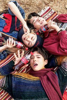 others – star media :: Park Bo Gum :: / page 6 Bo Gum, Coca Cola, Kdrama, Entertaining, Actors, Park, Couple Photos, Disney, Celebs