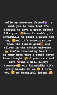 top 10 best birthday wish paragraph for bestie Happy Birthday Best Friend Quotes, Best Birthday Wishes, Happy Birthday Greetings, Happy Birthday Me, Dear Best Friend Letters, Pick Up Line Jokes, Birthday Captions Instagram, Happy Birthday Template, Message For Dad