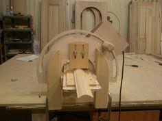 radius planer - by Rembo @ LumberJocks.com ~ woodworking community