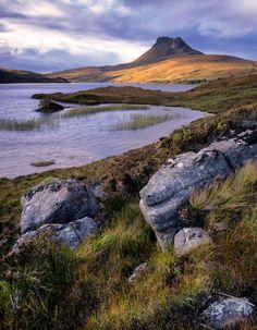 Scotland's North Coast.