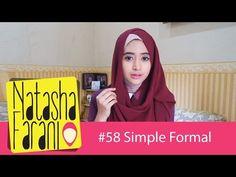 Tutorial Hijab ala Natasha Farani Terbaru   paris hijab tutorial by Ayu Indriati - YouTube