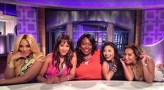 'The Real' Talk Show | betsy-v.com A talk show I might actually enjoy- because I love these ladies!