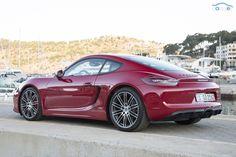 Porsche Cayman GTS 2014 Review