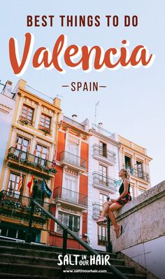 14 Best Things To Do in Valencia – City Guide Valencia, the birthplace of Paella is a true gem often overlooked by its brother Barcelona. Discover the best things to do in Valencia on a city trip. London Travel Guide, Spain Travel Guide, Europe Travel Tips, European Travel, Travel Advice, Italy Travel, Alicante, Cool Places To Visit, Places To Travel