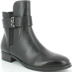 Caprice női bőr bokacipő Rubber Rain Boots, Ankle, Shoes, Fashion, Moda, Shoe, Wall Plug, Shoes Outlet, Fasion