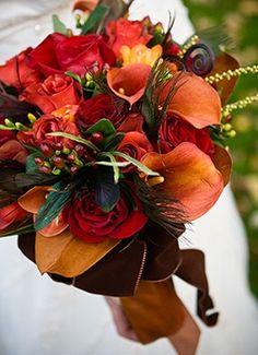 Bouquet #Fall #Autumn #Wedding fall-wedding