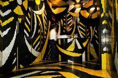 Happy Hour 2x1, es una instalación permanente, un bar dentro de la galería Mock.  Vení a conocerlo desde el jueves 7 de noviembre de Lunes a Viernes de 13 a 19hs. Suipacha 1217 - BA  fotos x Leandro Vellón Gentileza Barugel Azulay