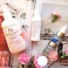 Blog post is up! Discussing my favourite heat protection sprays by @bumbleandbumble @phytohaircare and @philip_kingsley  #phyto #bumbleandbumble #bblogger #bbloggers #fblogger #fbloggers #blog #blogger #blogging #rosegoldblog #hair #haircare #hairspray #invisibleoil #bumbleandbumbleinvisibleoil #philipkingsley #phytohaircare #summer #uvprotection #protectionspray #heatprotection