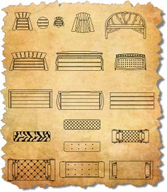 Shipping Furniture From Usa To Australia Landscape Architecture Design, Interior Architecture, Interior Design, Deco Furniture, Furniture Layout, Furniture Dolly, Floor Plan Symbols, Ceiling Plan, Affordable Furniture