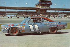 Mario Andretti, 1967 Daytona 500